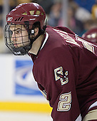 Anthony Aiello - The Boston College Eagles defeated the University of Maine Black Bears 4-1 in the Hockey East Semi-Final at the TD Banknorth Garden on Friday, March 17, 2006.
