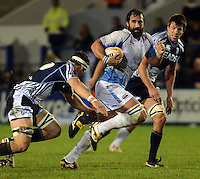 121006 Cardiff Blues v Glasgow Warriors