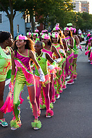 Chinatown Seafair Parade 2015, Seattle, Washington State, WA, America, USA.