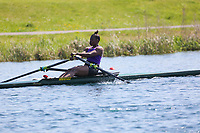 Race: 35  Event: W Challenge 1x  Final<br /> <br /> Wallingford Regatta 2018<br /> <br /> To purchase this photo, or to see pricing information for Prints and Downloads, click the blue 'Add to Cart' button at the top-right of the page.