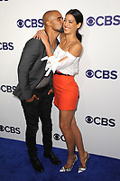 www.acepixs.com<br /> May 17, 2017  New York City<br /> <br /> Shemar Moore and Stephanie Sigman attending the 2017 CBS Upfront party at The Plaza Hotel on May 17, 2017 in New York City.<br /> <br /> Credit: Kristin Callahan/ACE Pictures<br /> <br /> <br /> Tel: 646 769 0430<br /> Email: info@acepixs.com