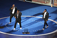 PHILADELPHIA, PA - JULY 25: Boyz II Men at the 2016 Democratic National Convention at The Wells Fargo Center in Philadelphia, Pennsylvania on July 25, 2016. Credit: Star Shooter/MediaPunch