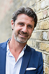 Mcc0077736 . Daily Telegraph<br /> <br /> DT Sport<br /> <br /> Patrick Mouratoglou,Serena Willliams coach and has just published an autobiography entitled &quot; The Coach &quot;.<br /> <br /> London 29 June 2017