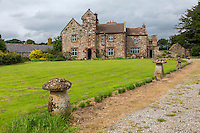 Lanercost Bed and  Breakfast, Lanercost Priory, Cumbria, England, UK.