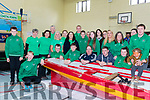 Cromane Rowing Club members at the Kerry Coastal Rowing Exhibition in Glenbeigh on Sunday. Front L-R Ross Bowell, Caroline Dalton Galvin, Adrian Johnson, Brendan Teahan, Conor McKenna, Molly McCarthy, <br /> Back L-R Brian O'Connor, Catriona Scales, Muireann Joy, Stephen Scales, Tracy O'Connor, Maura Twiss, Pauline Carey, Jason O'Connor, Sean Carey, Anthony Lynch, Emma Carey, Breda O'Connor, Leanne Teahan, Ita Lynch, Martina Moriarty, Mary McCarthy,Karl McCarthy.