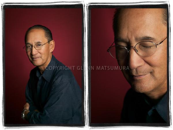 Doug Akagi portrait. Design, instructor.