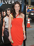 Lynn Collins at The Twentieth Century Fox L.A. Screening of X-Men Origins - Wolverine held at The Grauman's Chinese Theatre in Hollywood, California on April 28,2009                                                                     Copyright 2009 Debbie VanStory/RockinExposures