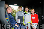 Family Fun Day: Taking part in the family fun day at the Listowel Family Resource Centre on Saturday last were Molly O'Hanlon, Eddie Moloney, Tyrees O'Connor & Blake Finucane.