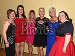 Amanda Kearney, Jenny Carrie, Georgina Kearns, Cora McGrane, Alison Shearman and Loretto Ward pictured at the Team Carrie end of season dinner in the Grove Hotel Dunleer. Photo:Colin Bell/pressphotos.ie