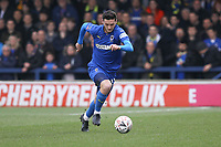 Tyler Garratt of AFC Wimbledon during AFC Wimbledon vs Millwall, Emirates FA Cup Football at the Cherry Red Records Stadium on 16th February 2019
