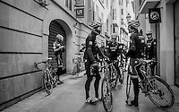 Team Trek-Segafredo winter training camp<br /> rest day/coffee ride <br /> <br /> january 2017, Mallorca/Spain