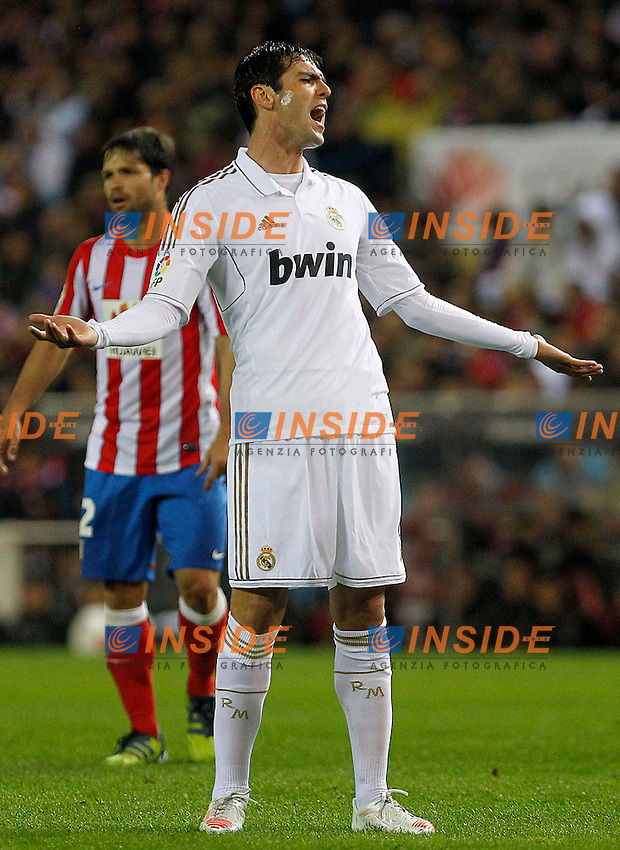 Kaka (Real Mdrid) .La Liga spagnola.11/04/2012 Madrid.Photo Insidefoto / Alex Cid-Fuentes / Alterphotos..Only Italy