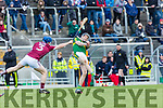 Kerry's James O'Connor in the Allianz Hurling League Division 1B KERRY V  GALWAY at Austin Stack Park, Tralee on Sunday