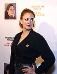 "Jacqueline Novak attends the Off-Broadway Opening Night of ""Jacqueline Novak: Get On Your Knees"" at the Cherry Lane Theatre on July 22, 2019 in New York City."