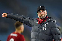 Leicester City v Liverpool Premier League Liverpool manager Jurgen Klopp following the Premier League match at the King Power Stadium, Leicester PUBLICATIONxNOTxINxUKxCHN Copyright: xMattxWilkinsonx FIL-13990-0075<br /> Leicester Vs Liverpool <br /> Foto Imago/Insidefoto <br /> ITALY ONLY