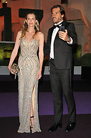 Sara Foster and Tommy Haas at the Wimbledon Champions Dinner, The Guildhall, Gresham Street, London, England, UK, on Sunday 16 July 2017.<br /> CAP/CAN<br /> &copy;CAN/Capital Pictures /MediaPunch ***NORTH AND SOUTH AMERICAS ONLY***