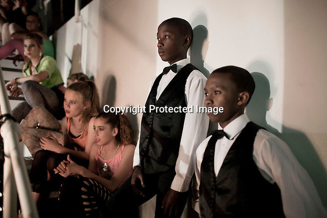 Ballet, Dancer, Dancers, Backstage, Dressing Room, Sourh Africa, Cape Town, Perfomers, White, Black,