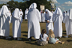 Ancient Order of Druids. Autumn Equinox September 22 Primrose Hill London. Harvest ritual.