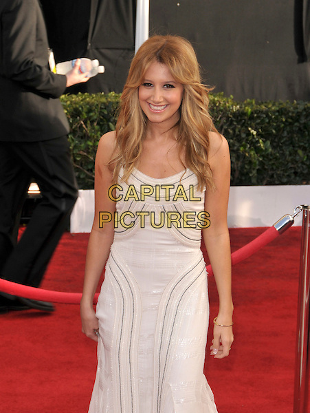 Ashley Tisdale attends The 14th annual Screen Actors Guild Awards (SAG Awards)  held at Shrine Auditorium, Los Angeles, California on January 27, 2008. Copyright 2007 Debbie VanStory/RockinExposures/ /