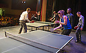 Active Schools Awards 2014, Falkirk Town Hall : The Teacher Table Tennis Challenge.