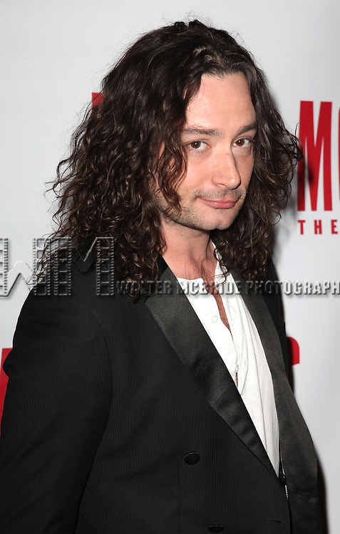 Contantine Maroulis.attending the 'MISCAST 2012' MCC Theatre's Annual Musical Spectacular at The Hammerstein Ballroom in New York City on 3/26/2012. © Walter McBride / WM Photography