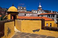 Fortaleza de Sao Tiago in Funchal, Madeira, Portugal