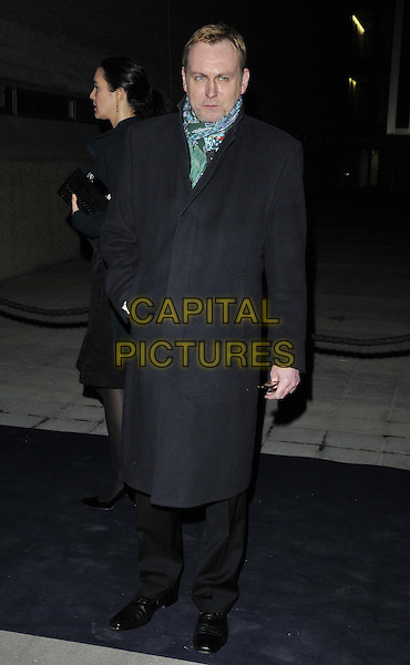 LONDON, ENGLAND - MARCH 04: Philip Glenister attends the Fast Forward NT fundraising gala, National Theatre, Belvedere Rd., on Wednesday March 04, 2015 in London, England, UK. <br /> CAP/CAN<br /> &copy;CAN/Capital Pictures