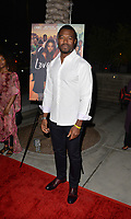LOS ANGELES, CA- FEB. 08: Lyriq Bent at the 2018 Pan African Film & Arts Festival at the Cinemark Baldwin Hills 15 in Los Angeles, California on Feburary 8, 2018 Credit: Koi Sojer/ Snap'N U Photos / Media Punch