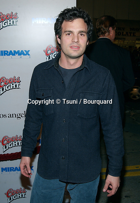 """Mark Ruffolo arriving at the premiere of """"Confessions Of A Dangerous Mind"""" at the Bruin Theatre in Los Angeles. December 11, 2002.          -            RuffoloMark51.jpg"""