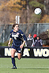 05 December 2010: Notre Dame's Molly Campbell. The Notre Dame University Fighting Irish defeated the Stanford University Cardinal 1-0 at WakeMed Stadium in Cary, North Carolina in the 2010 NCAA Women's College Cup Championship Game.