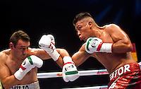 Box: Mauricio Pintor vs José Emilio Perea