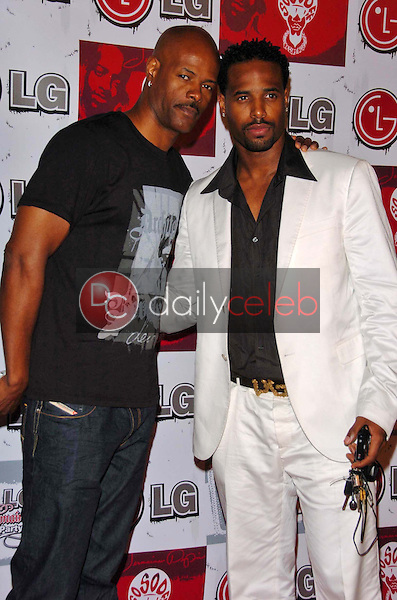 Keenen Ivory Wayans and Shawn Wayans<br />