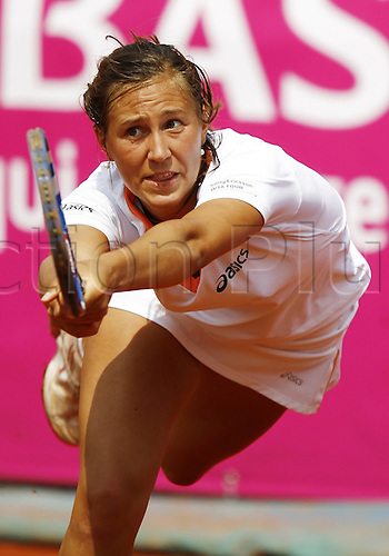 16 05 2010  Audrey Bergot FRA during the qualifications at the Strasbourg Womens Tennis Tour (WTA).