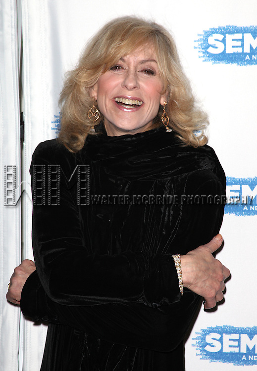 Judith Light.arriving for the Broadway Opening Night Performance of 'Seminar' at the Golden Theatre in New York City on 11/20/2011.
