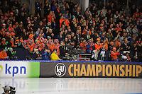 SCHAATSEN: HEERENVEEN: 08-01-2017, IJsstadion Thialf, ISU EC Sprint & Allround, ©foto Martin de Jong