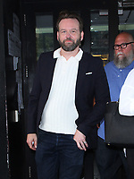 NEW YORK, NY August 07: Dallas Roberts at Good Day New York to talk new in New York. August 07, 2018. <br /> CAP/MPI/RW<br /> &copy;RW/MPI/Capital Pictures