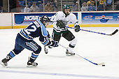 Keith Johnson, Ethan Graham - The University of Maine Black Bears defeated the Michigan State University Spartans 5-4 on Sunday, March 26, 2006, in the NCAA East Regional Final at the Pepsi Arena in Albany, New York.
