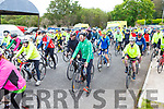 The Stephanie O'Sullivan Memorial Cycle in Milltown on Sunday morning