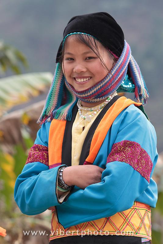 Route de Meo Vac à Ha Giang.