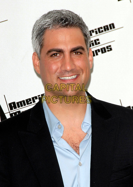 TAYLOR HICKS.The 34th Annual American Music Awards held at The Shrine Auditorium in Los Angeles, California, USA. - Pressroom..November 21st, 2006.headshot portrait .CAP/DVS.©Debbie Van Story/Capital Pictures