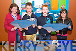 Siobhan Lyne, Seamus Greaney, Darragh Corkery, Fionnuala Ni Chathasaigh, Clahane and Brandon - Endangered Sea Species - The Blue Whale, at the Kerry Community Games Project Final in the KDYS Denny Street on Friday