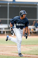 Guillermo Pimentel - Seattle Mariners 2009 Instructional League .Photo by:  Bill Mitchell/Four Seam Images..