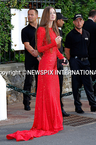 12.05.2015, Antibes; France: LARA LIETO<br /> attends the Cinema Against AIDS amfAR Gala 2015 held at the Hotel du Cap, Eden Roc in Cap d'Antibes.<br /> MANDATORY PHOTO CREDIT: &copy;Thibault Daliphard/NEWSPIX INTERNATIONAL<br /> <br /> (Failure to credit will incur a surcharge of 100% of reproduction fees)<br /> <br /> **ALL FEES PAYABLE TO: &quot;NEWSPIX  INTERNATIONAL&quot;**<br /> <br /> Newspix International, 31 Chinnery Hill, Bishop's Stortford, ENGLAND CM23 3PS<br /> Tel:+441279 324672<br /> Fax: +441279656877<br /> Mobile:  07775681153<br /> e-mail: info@newspixinternational.co.uk