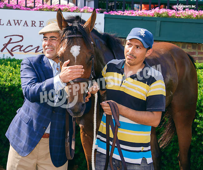 Whitman's Poetry after winning at Delaware Park on 6/11/16