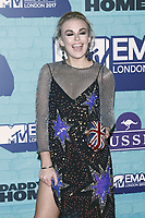 www.acepixs.com<br /> <br /> November 12 2017, London<br /> <br /> Tallia Storm arriving at the 2017 MTV Europe Music Awards at the SSE Arena on November 12 2017 in Wembley, London.<br /> <br /> By Line: Famous/ACE Pictures<br /> <br /> <br /> ACE Pictures Inc<br /> Tel: 6467670430<br /> Email: info@acepixs.com<br /> www.acepixs.com