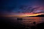 20161130 Sunset - Rijeka, Croatia