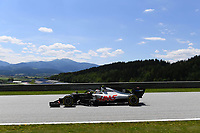4th July 2020; Red Bull Ring, Spielberg Austria; F1 Grand Prix of Austria, qualifying sessions;  20 Kevin Magnussen DEN, Haas F1 Team
