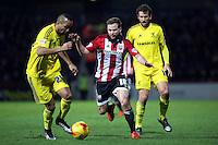 Brentford vs Middlesbrough 12-01-16