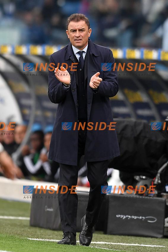 Leonardo Semplici coach of SPAL <br /> Ferrara 13-4-2019 Stadio Paolo Mazza Football Serie A 2018/2019 SPAL - Juventus <br /> Foto Andrea Staccioli / Insidefoto