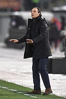 Cesare Prandelli, Genoa coach.<br /> Roma 16-12-2018 Stadio Olimpico<br /> Football Calcio Campionato Serie A<br /> 2018/2019 <br /> AS Roma - Genoa<br /> Foto Antonietta Baldassarre / Insidefoto